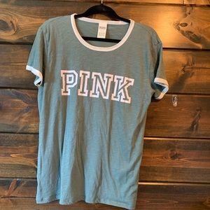 PINK logo Tee